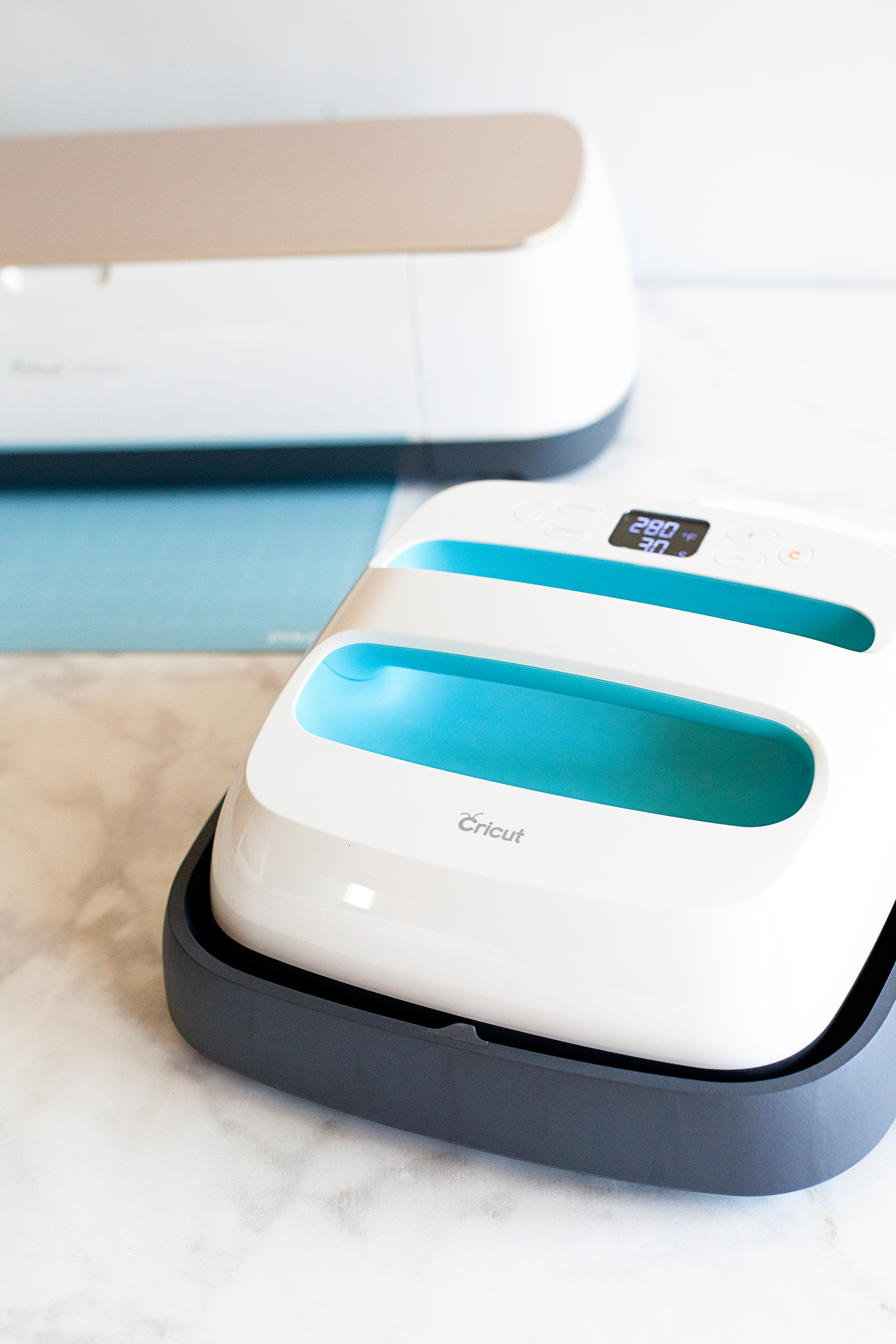 The NEW Cricut MAKER and the Cricut Easy Press