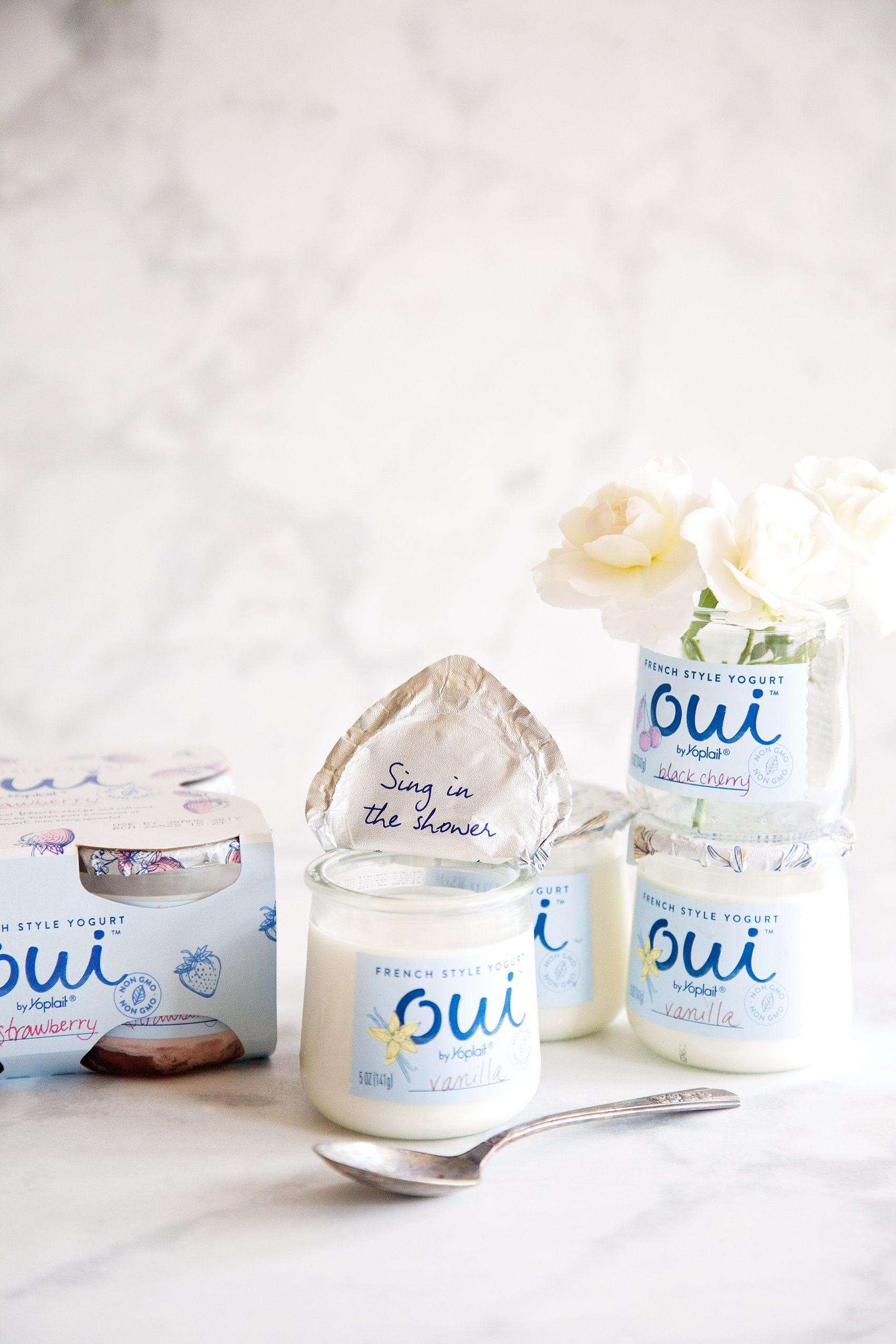 Take a little bit of ME time with Yoplait Oui yogurt and WhipperBerry