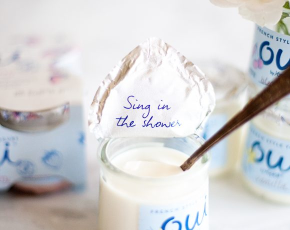 Let's Say Oui to ME Time • Oui by Yoplait