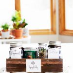 Help your friends and family survive the holidays with this spa inspired holiday survival kit. Created with fun @ballcanning Sharing Jars and @theyankeehill candles. The perfect holiday gift from WhipperBerry