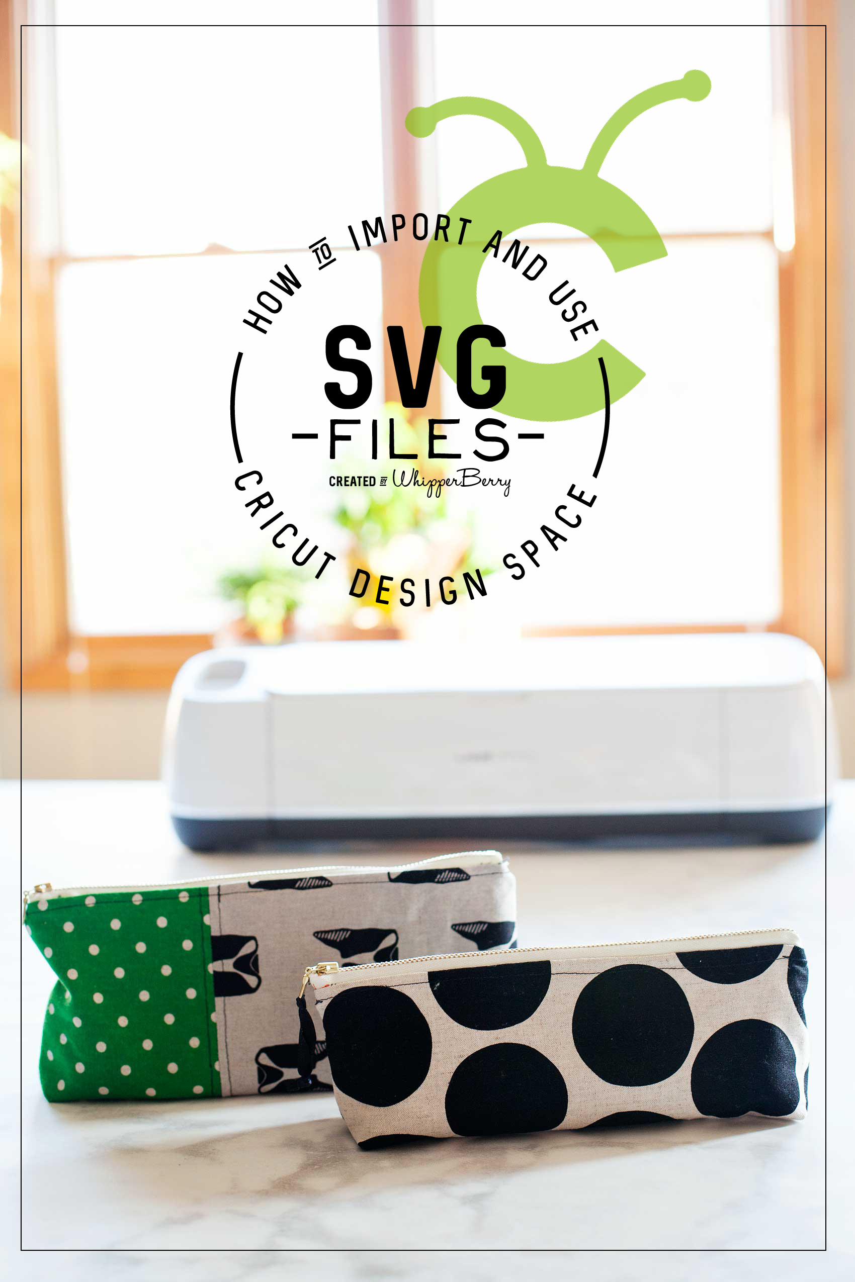 Whether you are a sign maker, a paper crafter or you love to work with fabric, chances are you've wanted to either create your own SVG files or download files that you've purchased and use them with your Cricut Projects Here's a great video tutorial on how to import your own SVG files into Cricut Design Space and how to easily use it in the software.
