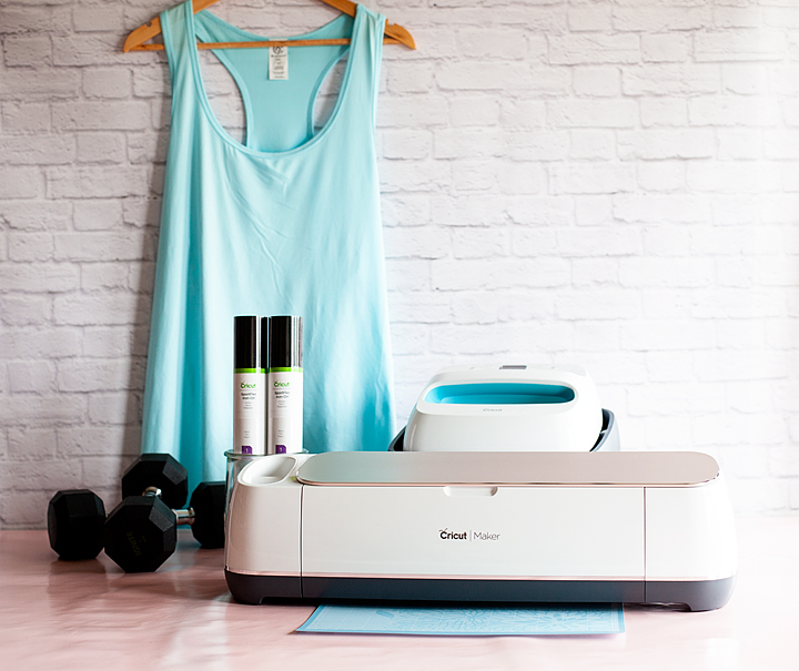 115e264525 Be Kind Workout Shirt + Cricut SportFlex Iron-On • WhipperBerry