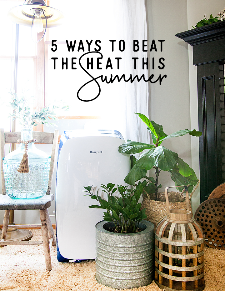 5 Ways to Beat the Heat this Summer with WhipperBerry