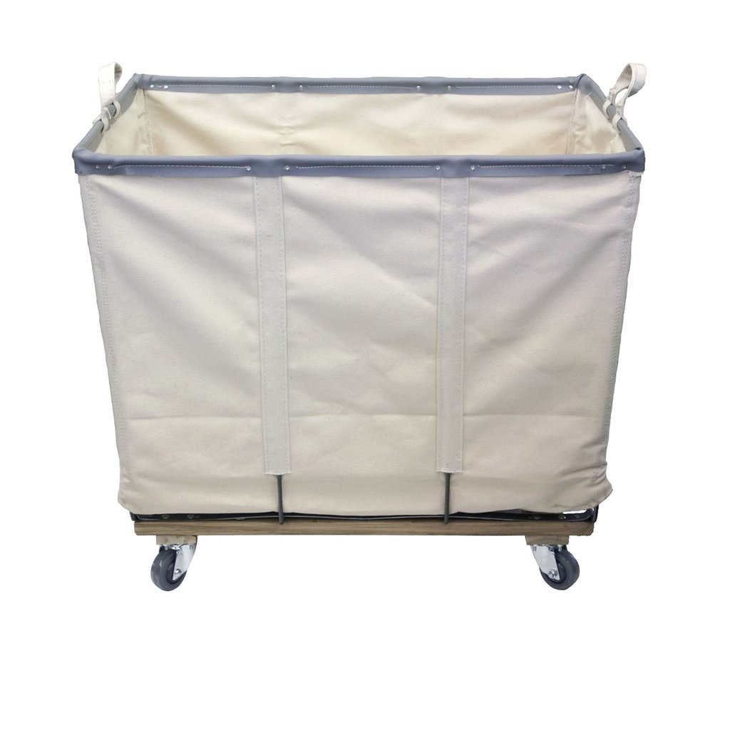 steel canvas cart