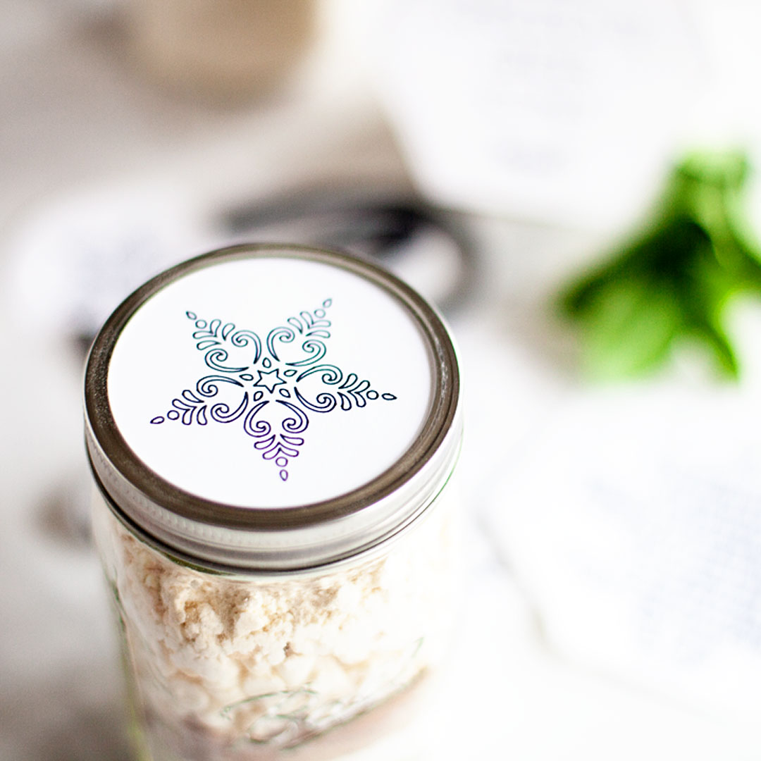 This year, I'm working on all kinds of fun gifts for the Holidays that will look spectacular gifted inside of a jar. One of my favorites is the White Chocolate Ginger Scone Mix in a jar. It's really easy to put together a whole bunch of these gifts and really not expensive at all. It's always a bonus to save a little money during the holidays. @ballcanning #giftsinajar #neighborgifts #teachergifts #sconeinajar
